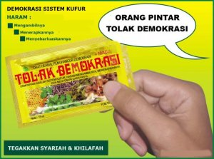 tolak demokrasi
