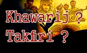 Khawarij-Takfiri