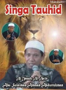 "Aman Abdurrahman: Dijuluki ""Singa Tauhid"" oleh Para Pengikutnya"