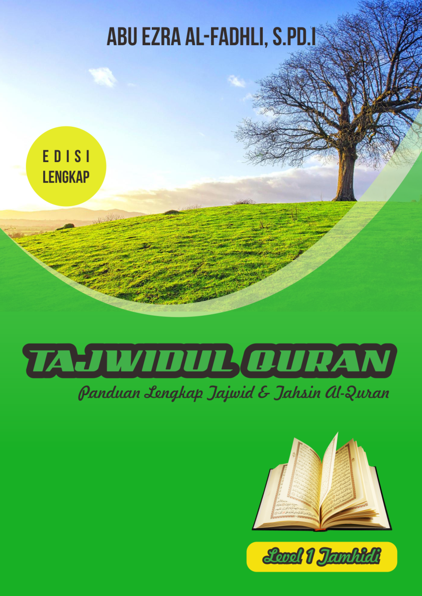 [Ebook] Materi Tajwidul Quran Level 1 Tamhidi